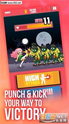 拳打脚踢安卓版v1.05(Punchin & Kickin)_截图