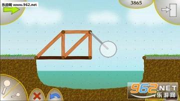 木桥(wood-bridge)破解版v1.37.0_截图