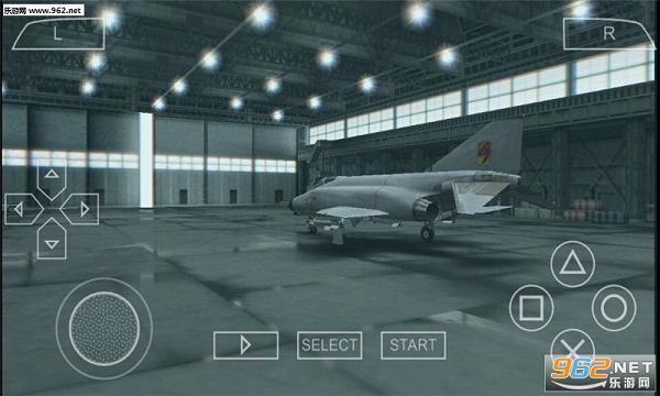 皇牌空战X2:联合攻击无限金币破解版(PSP移植)_截图