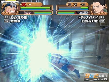 火影忍者:木叶之魂PC移植版截图1