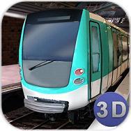 巴黎地铁模拟器3D中文破解版