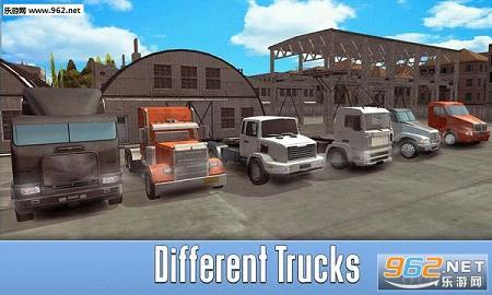 美国卡车司机破解版v1.04_截图1