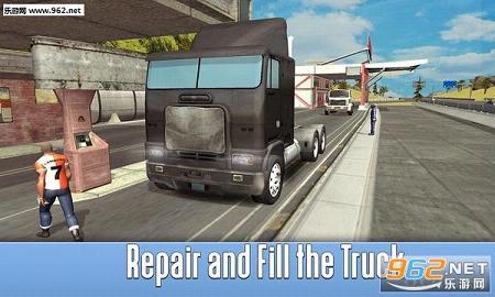 美国卡车司机破解版v1.04_截图3
