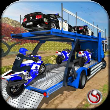 警方越野卡车运输ios版