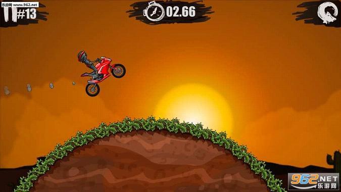 狂野摩托车破解版v1.4.3_截图1