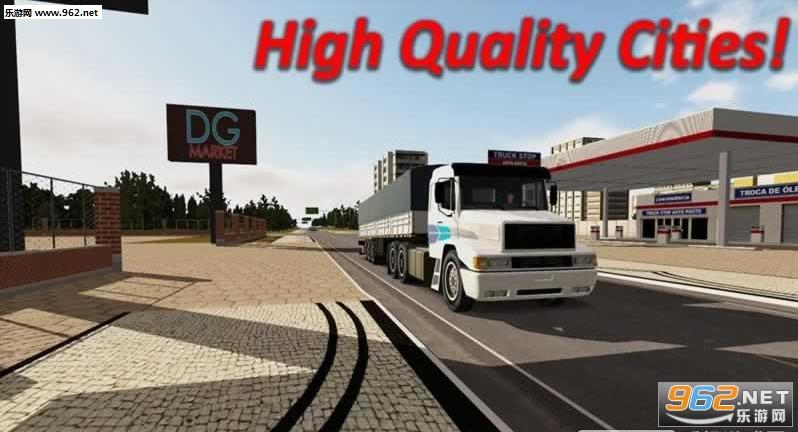重型卡车模拟无限金币破解版v1.910_截图0