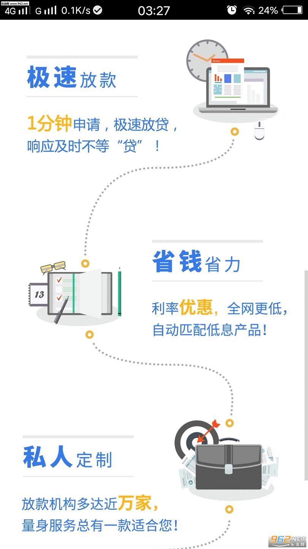 芝麻小钱APP安卓版v2.0.1_截图2