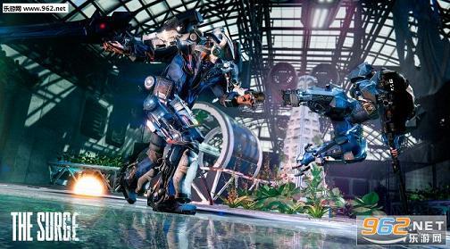 科幻版黑魂 《迸发》开发者视频公布 5月16日发售