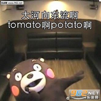大河熊表情歌英文版表情|熊本向东流啊toma脸好汉大战包书图片