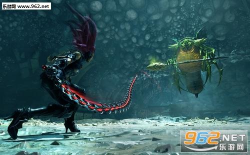 《暗黑血统3》游戏细节曝光 精美截图一览