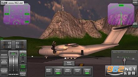 *新&免费飞行模拟器游戏发布于2017年! *没有强制性的ADS!只有在航班之间的可选的,奖励的。 *伟大的3D图形(具有所有飞机的详细驾驶舱)。 *飞行模拟的现实物理 *完成飞行控制(包括方向舵,起落架,扰流板,推力反向器,自动刹车和襟翼)。 *多个控制选项(包括混合倾斜传感器和操纵杆)。 *多台摄像机(包括带有船长和副驾驶位置的驾驶舱摄像头)。 *靠近现实的发动机声音(涡轮机和螺旋桨噪音从真正的空客A300M阿特拉斯飞机上记录下来)。 *飞机的部分和完全破坏(剪翼机翼尖,全翼分离,尾部分离和主机身断裂