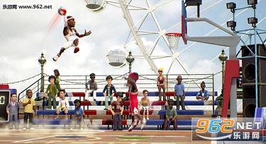 NBA游乐场全人物存档截图1