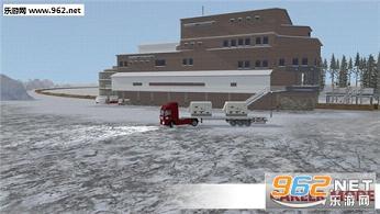 北极卡车模拟器无限金币(带数据包)v1.0_截图0