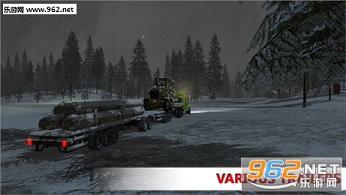 北极卡车模拟器无限金币(带数据包)v1.0_截图1