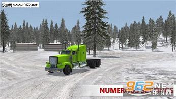 北极卡车模拟器无限金币(带数据包)v1.0_截图4