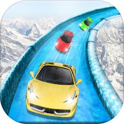 冰冻水滑道赛车iOS版v1.0