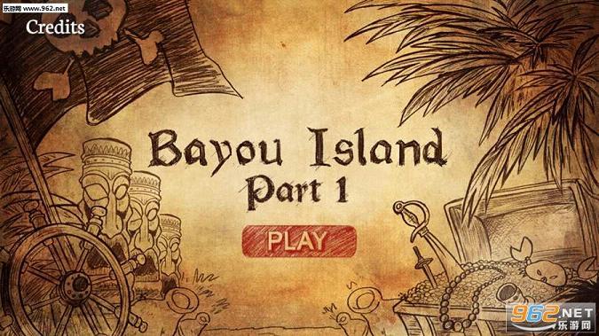 海湾岛第一章(Bayou Island Pt1 Point & Click)_截图