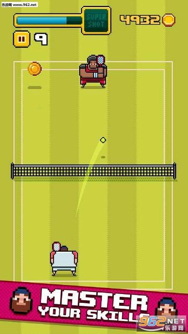 伐木工网球(Timber Tennis)中文破解版v0.2.34_截图
