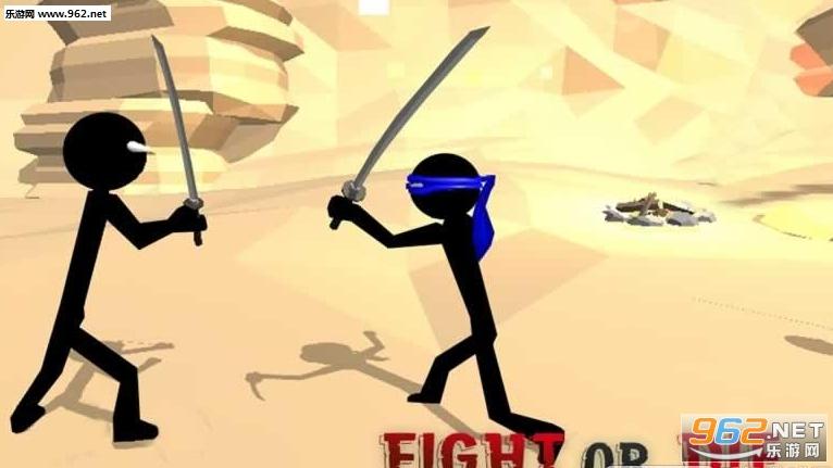 火柴人忍者战士3D破解版v1.0_截图