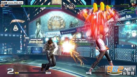 拳皇14(KOF14)中文版截图1