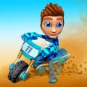 3D卡通摩托车ios版