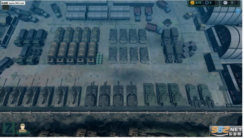 僵尸入侵:塔防英文版截图5