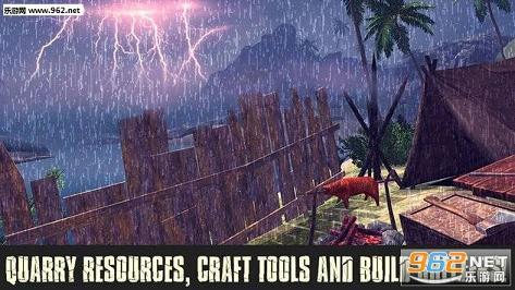 1   《荒岛生存模拟器2ios版》游戏截图