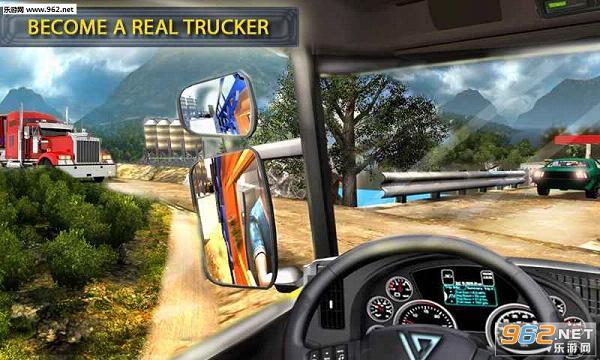越野车运输卡车破解版v1.3_截图4