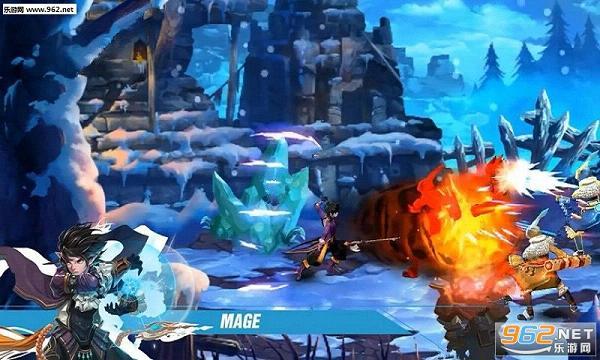 地下城与勇士:魂中文版v1.3.0_截图0
