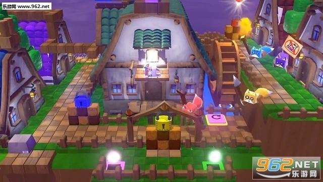 解谜游戏《方块兔子》开启众筹 将登陆PC和switch平台