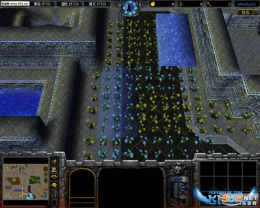 魔兽地图 你是个智障吗9.1下载附攻略-乐游网游戏下载