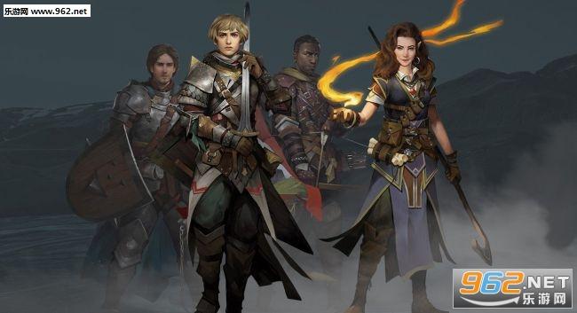 RPG新作《开拓者:拥王者》众筹开启