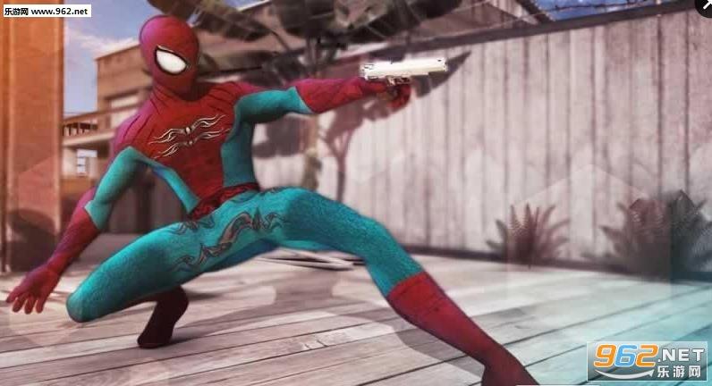 蜘蛛侠反恐突击破解版v1.0_截图0