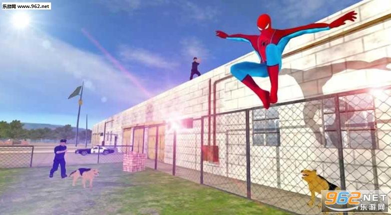 蜘蛛侠监狱逃脱中文版v1.1.4_截图3