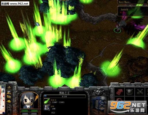 魔兽地图 萝莉保卫战下载-乐游网游戏下载