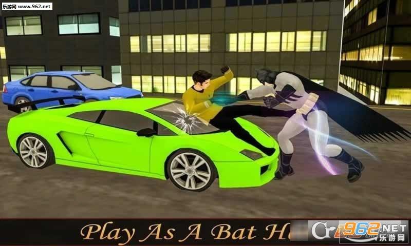 蝙蝠侠奇遇之战汉化版v1.0_截图1
