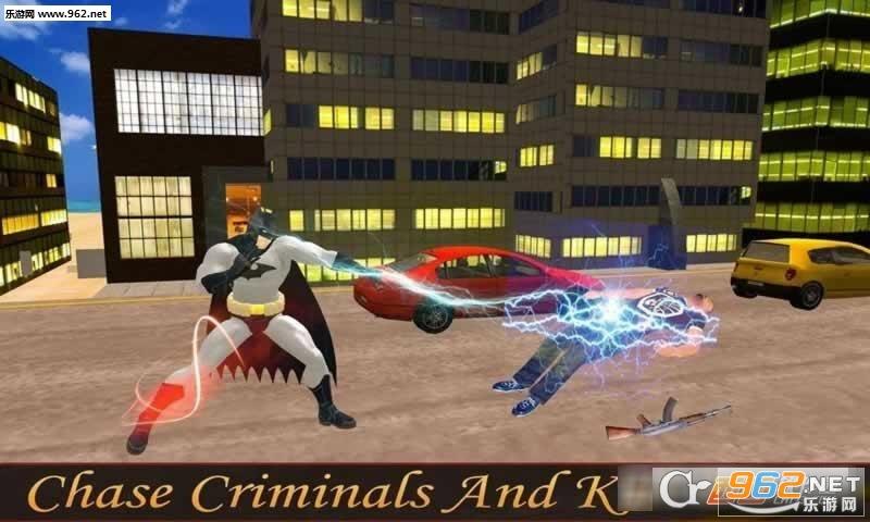 蝙蝠侠奇遇之战汉化版v1.0_截图3