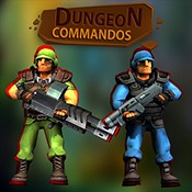 地牢突击队安卓版(Dungeon Commandos)