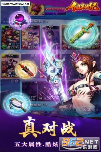 仙宫战纪九游版v1.00_截图2