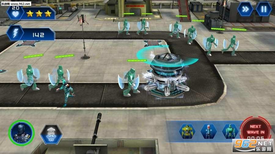 入侵者真实机器人战争汉化破解版v1.0_截图3