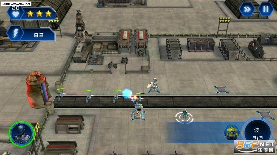 入侵者真实机器人战争汉化破解版v1.0_截图0