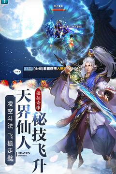 仙宫战纪安卓版v1.00截图2