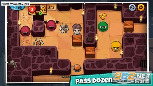 迷宫强盗官方版1.1截图3