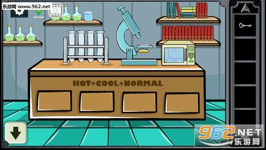 解谜系列2逃出实验室ios版