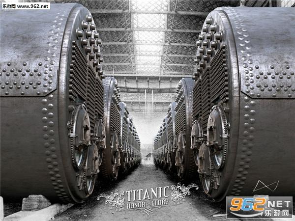 泰坦尼克号:荣耀PC游戏中文版截图1