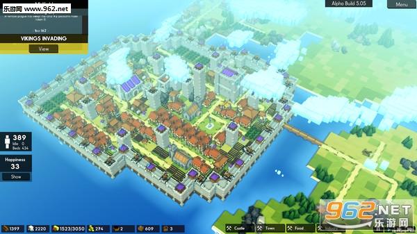 王国和城堡截图2