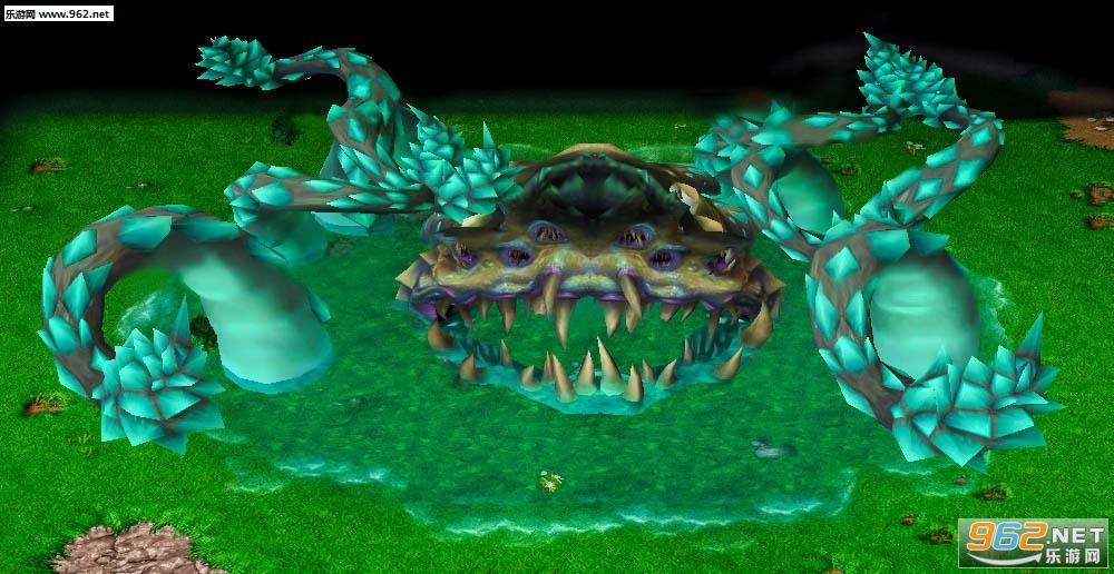 魔兽地图 战旗军团v1.0下载附攻略-乐游网游戏下载