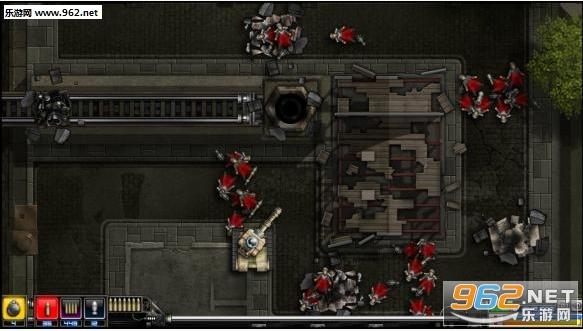 坦克闪电战1.1截图1