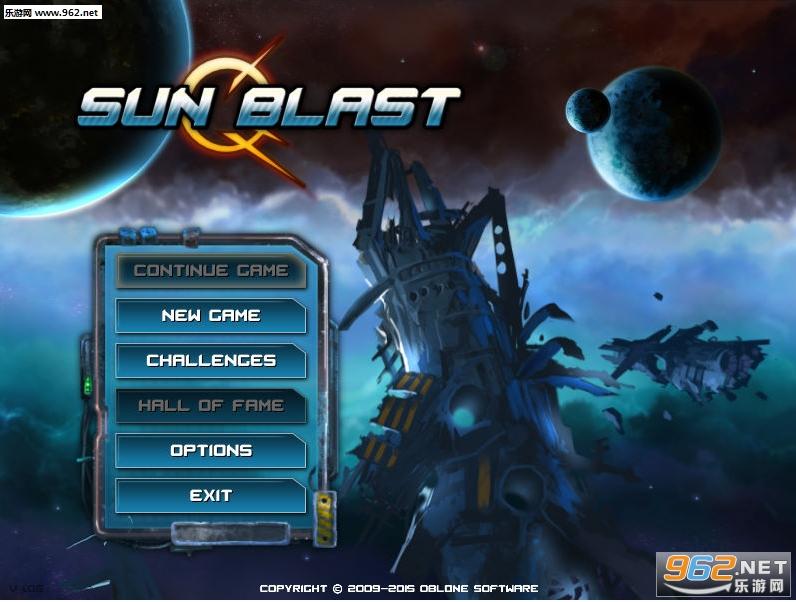 太阳风暴PC游戏中文版截图0
