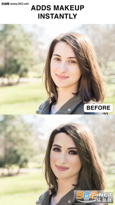 MAKEAPP化妆卸妆相机ios版v1.0.1_截图0